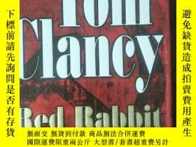 二手書博民逛書店Tom罕見Clancy Bed Rabbit(精裝)Y20375