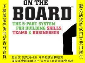 二手書博民逛書店Scores罕見on the Board: The 5-Part System for Building Skil