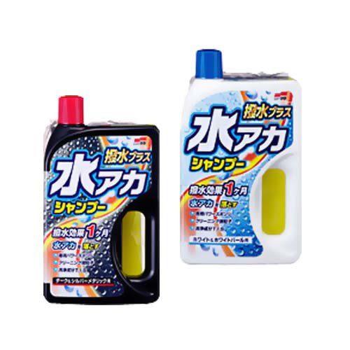 SOFT99 除鏽+撥水洗車精