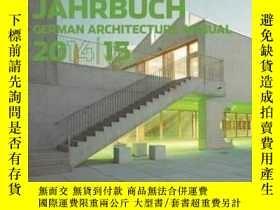 二手書博民逛書店Dam:罕見German Architectural Annual 2014 15Y343753 Peter