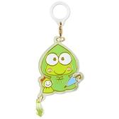 asdfkitty*大眼蛙造型傘柄裝飾吊飾/掛飾-日本正版商品