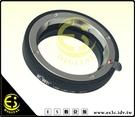 ES數位館 專業級 Leica M Mount 鏡頭轉 EOS M 機身 專用 機身鏡頭 轉接環 KW80