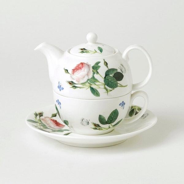 英國 RK-PALACE GARDEN 玫瑰花園-400ml子母壺
