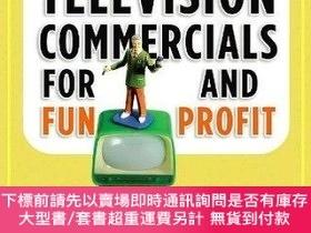 二手書博民逛書店Acting罕見in Television Commercials for Fun and Profit, 4th