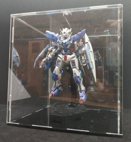 鋼彈模型展示盒 HG防塵箱 壓克力展示箱