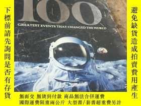 二手書博民逛書店100罕見greatest events that change