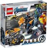 【LEGO樂高】SUPER HEROES AVENGERS 拿下復仇者卡車 #76143