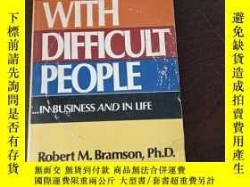 二手書博民逛書店Coping罕見With Difficult People(英文原版,與難纏的人打交道)Y271942 Rob
