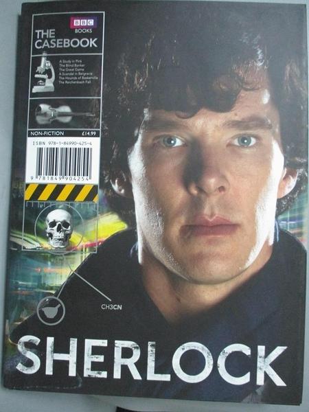【書寶二手書T6/一般小說_E1D】Sherlock: The Casebook_Guy Adams