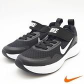耐吉NIKE運動童鞋-輕量舒適運動鞋CJ3817-002-黑(中大童)