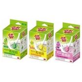 【奇奇文具】3M 百利菜瓜布香水系列馬桶刷補充包(5入/盒)