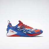 Reebok Nano XI [GZ1096] 男 多功能 訓練鞋 慢跑 運動 健身 休閒 緩震 透氣 藍紅