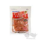 Petland寵物樂園 日本藤澤 天然鮭肉絲 / 貓零食 120g