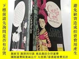 二手書博民逛書店Goth罕見Girl and the Pirate Queen:哥特女孩和海盜女王..Y200392
