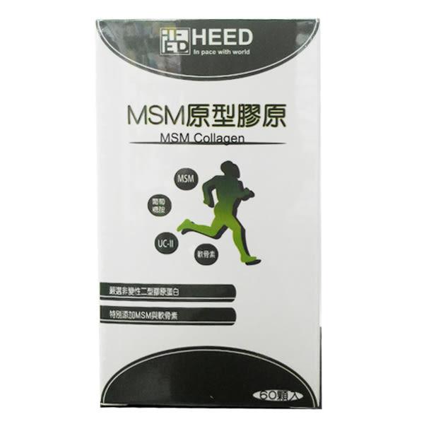 MSM原型膠原 60粒 【曼曼小舖】