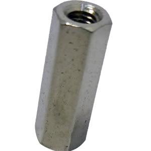 [ 中將3C ]   15mm雙母細牙銅柱 4入   55-5202-15-AS