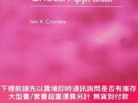 二手書博民逛書店The罕見Pocket Guide To Critical AppraisalY255174 Crombie,