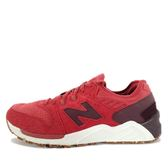 New Balance ML009PN D [ML009PN] 男鞋 休閒 經典 運動 酒紅 棕 總統