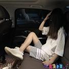 運動短褲 運動短褲女潮牌新款夏季薄款寬鬆五分直筒港味休閒褲子 寶貝計畫 618狂歡