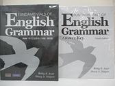 【書寶二手書T2/語言學習_EMW】英文文法系列(中階)_4/e_Azar
