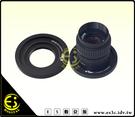 ES數位館 專業級 C-Mount  鏡頭轉 V1 V2 J1 J2 Nikon 1 系統 機身鏡頭轉接環 KW57