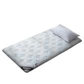 90cm加厚榻榻米學生床墊宿舍單人0.9m米床褥子可折疊打地鋪睡墊被CY『新佰數位屋』