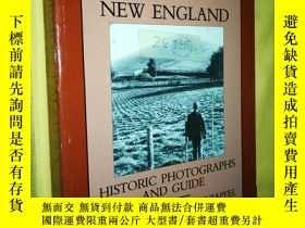 二手書博民逛書店英文原版罕見大開本 Old Mormon Palmyra and New England: Historic Ph