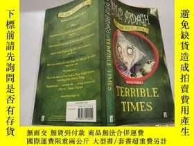 二手書博民逛書店terrible罕見times:糟糕的時代Y200392 不祥 不祥