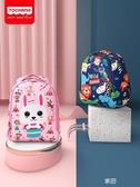 幼兒園書包男女孩1-3-6歲寶寶可愛卡通兒童小書包雙肩防走失背包5ATF  享購