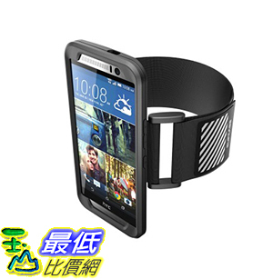 [106美國直購] 保護殼 i-blason supcase HTC One M9 Easy Fitting Sport Case and Athletic Armband _ z010