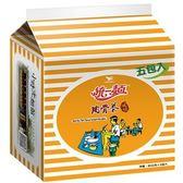 統一麵 肉骨茶風味 93g (5入)/袋