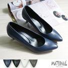 跟鞋 尖頭簡約細跟鞋 MA女鞋 T332...