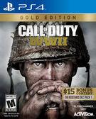 PS4 決勝時刻:二戰 黃金版(美版代購)
