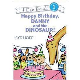 【汪培珽書單〈An I Can Read系列 )HAPPY BIRTHDAY DANNY AND DINOSAURS /L1