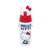 Hello Kitty 不鏽鋼彈跳水壺360ml/750-234