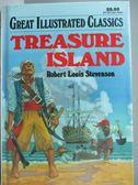 【書寶二手書T2/原文小說_LBT】Treasure Island