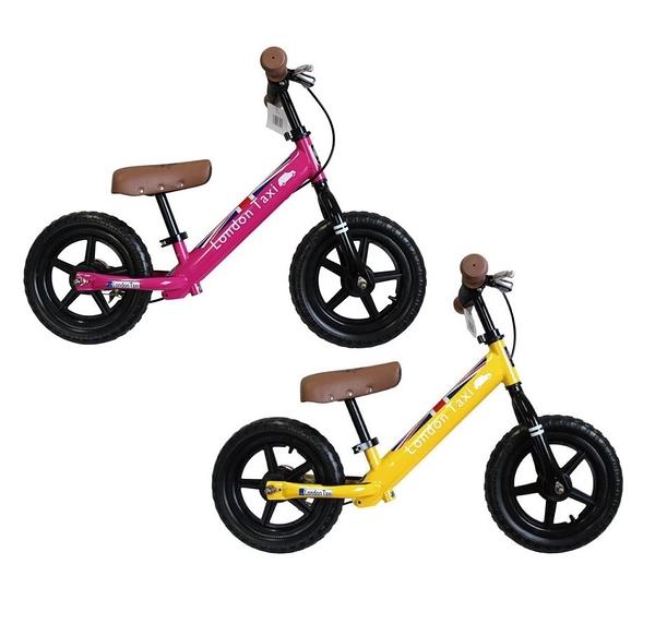英國 London Taxi Kick Bike幼兒滑步平衡車【六甲媽咪】