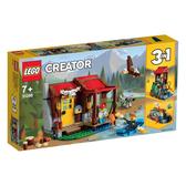 LEGO樂高 創意百變系列 31098 內陸小屋 積木 玩具