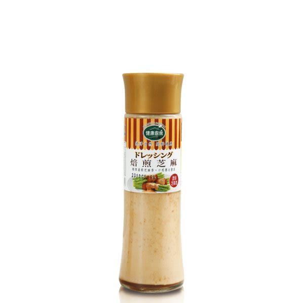 健康廚房焙煎芝麻沾醬200ml