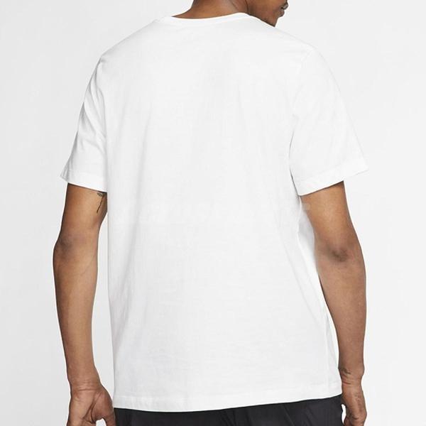 Nike 短袖T恤 Jordan Poolside Floral T-Shirt 白 灰 男款 短T 花卉 喬丹 【ACS】 CQ2061-100