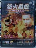 挖寶二手片-J13-077-正版DVD*電影【怒火殺機】史蒂芬鮑德溫*尼可麥庫索