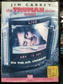 挖寶二手片-P00-106-正版DVD-電影【楚門的世界】-經典片 金凱瑞