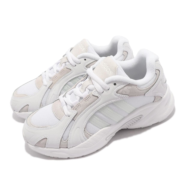 adidas 休閒鞋 Crazy Chaos Shadow 2 白灰 女鞋 愛迪達 復古慢跑鞋 【ACS】 GZ5445