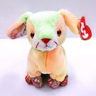 美國Ty 彩兔毛絨玩偶630004