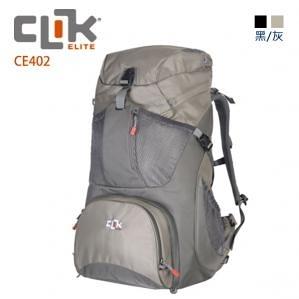 美國【CLIK ELITE】CE402 Hiker 登山者(重型)雙肩後背相機包 容量57公升 戶外攝影