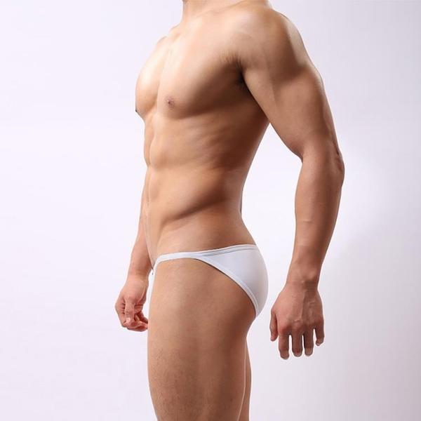 ×三角褲×新款細窄邊男式情趣三角褲低腰性感激凸提臀比基尼男內褲CET_LXJAD314