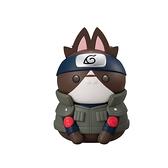 7月預收 玩具e哥 MH限定 NARUTO火影忍者 大貓咪軟膠系列 海野伊魯卡喵 代理83064