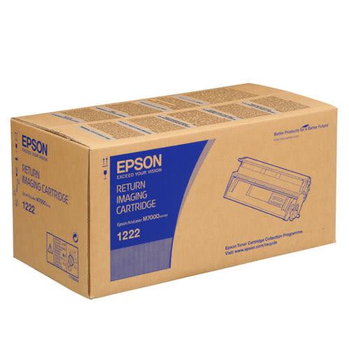 [奇奇文具]【EPSON 碳粉匣】S051222黑色碳粉 AL-M7000N