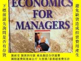 二手書博民逛書店Personnel罕見Economics for Manager