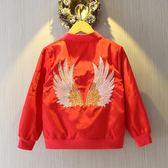 童裝男童外套秋裝2018新款韓版休閒兒童中大童洋氣潮春秋上衣夾克